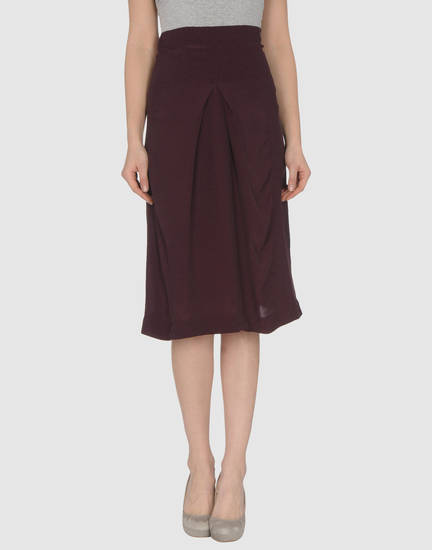 Jaime King is more of a fashion risk-taker than the Southern Belle character she plays. Get her look with this Jucca 3/4 length skirt ($35 from Yoox.com). (Yoox.com/Los Angeles Times/MCT)