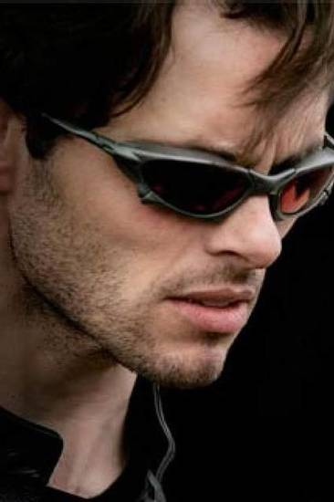James Marsden as Cyclops.
