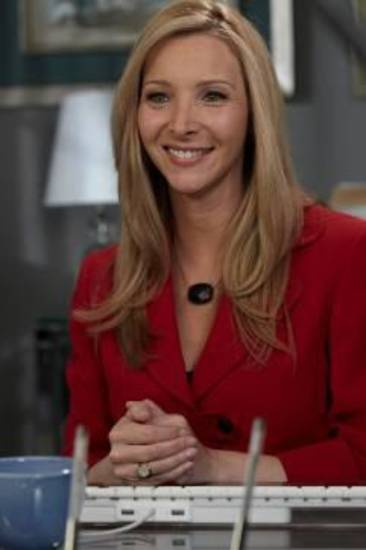 "Lisa Kudrow of ""Web Therapy"" - Showtime Photo"