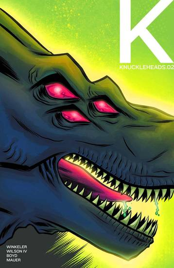 "The creators of ""Knuckleheads"" are donating their proceeds from issue No. 2 to Oklahoma tornado relief. Monkeybrain. <strong></strong>"