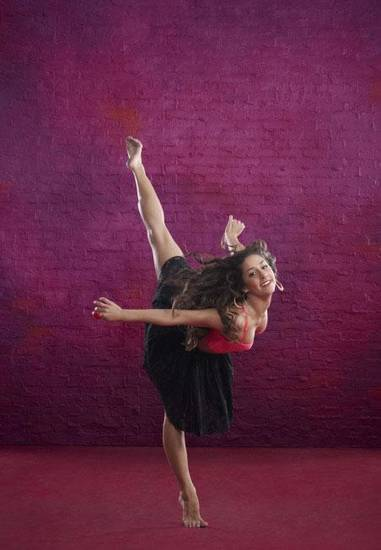 "Audrey Case of Edmond is a Top 20 Finalist on ""So You Think You Can Dance."" - Fox Photo"