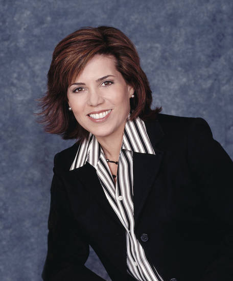 Michele Tafoya will join the Sunday Night Football crew. AP Photo