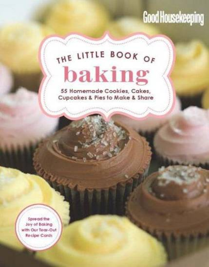 """The Little Book of Baking"" could be a big hit as a holiday gift. (Lexington Herald-Leader/MCT)"