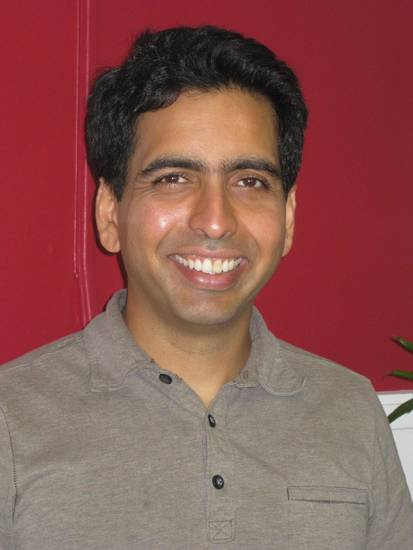 Salman Khan, founder and executive director of Khan Academy. PHOTO PROVIDED. <strong></strong>