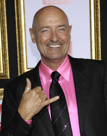 Terry O'Quinn at the 2007 Emmy Awards - AP Photo