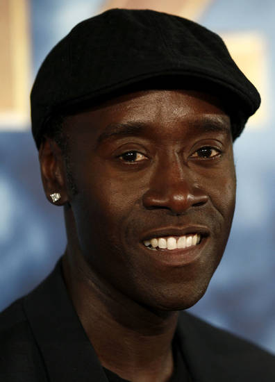 Don Cheadle <strong>Matt Sayles</strong>