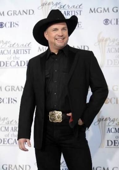Garth Brooks (Associated Press file photo)