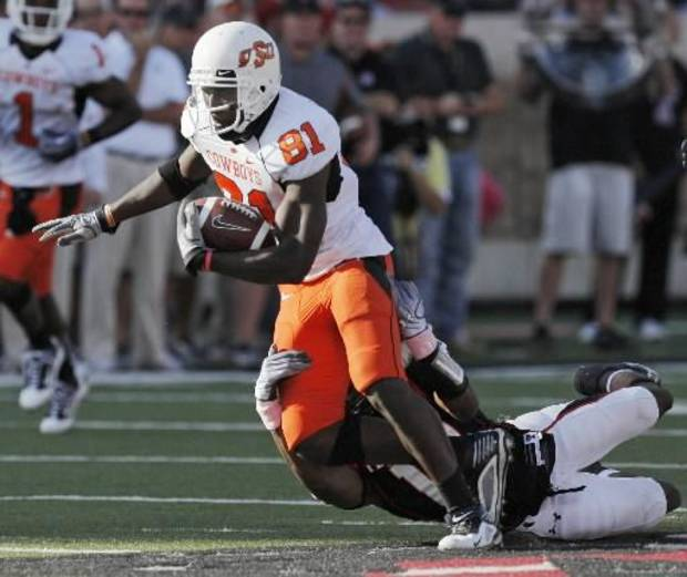 OSU will travel to Texas Tech on Nov. 12