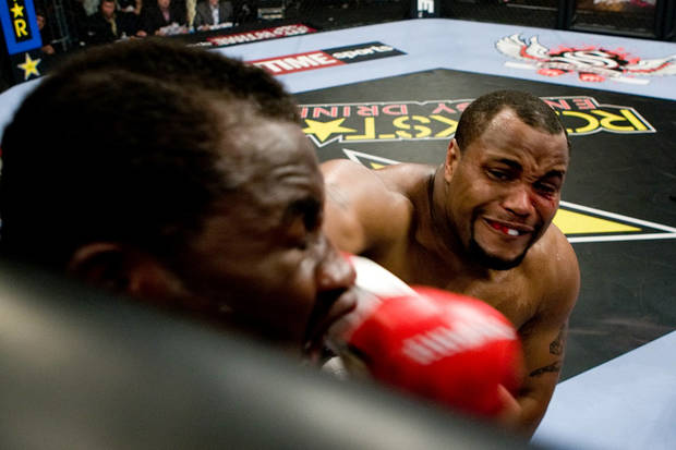 Former Oklahoma State wrestler Daniel Cormier will headline a Strikeforce event at Chesapeake Energy Arena in November. PHOTO PROVIDED