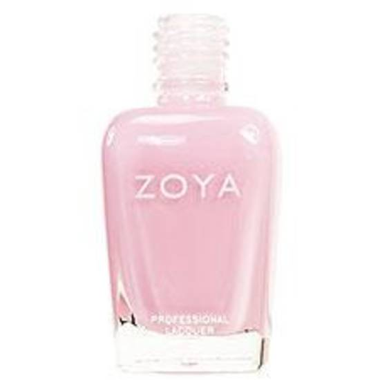 Zoya nail polish in Bela.