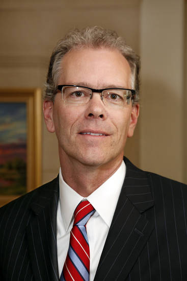 Mel Martin, president of First National Bank of Oklahoma, started his career as a bank examiner in 1986. <strong>Steve Gooch</strong>