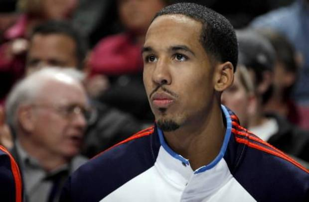 Shaun Livingston served as the 15th man for a time with the Thunder. Who will it be this year?