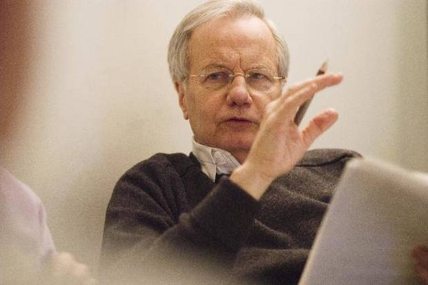 Bill Moyers - Photo by Peter Krogh