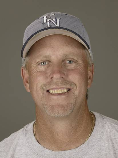 5/26/04 Oklahoma City, All-City team, spring sports. Baseball. Edmond North High School coach. Rick Nordyke.  Staff photo by Doug Hoke.