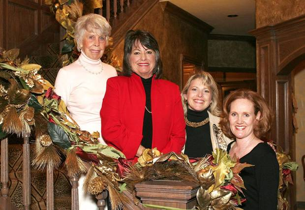Jackie Acers, Marca Floyd, Gaye Wilson, Melinda Compton. - Photo Provided
