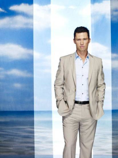 BURN NOTICE -- Season:4 -- Pictured: Jeffrey Donovan as Michael Westen -- Photo by: Nigel Parry/USA Network
