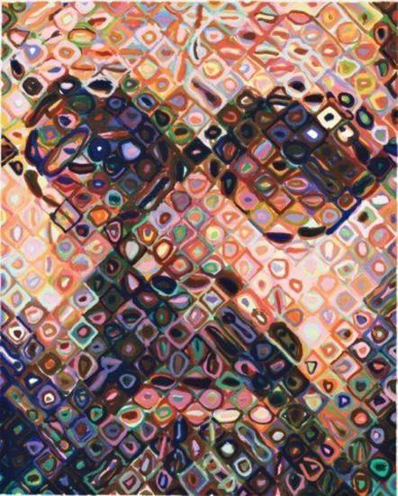 """Video and interviews: """"Chuck Close: Works on Paper"""" closes Sunday at Oklahoma City Museum of Art"""