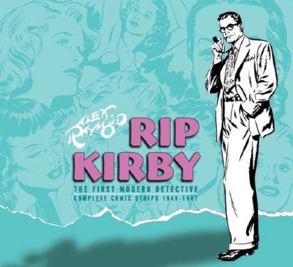 Rip Kirby vol 1 collection from IDW