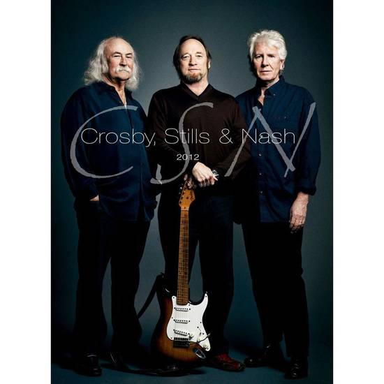 Crosby, Stills & Nash perform at 8 p.m. Sunday at the Zoo Amphitheatre, 2011 NE 50. The film �CSN 2012,� above, recently was released. PHOTO PROVIDED