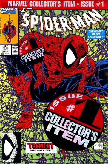 Todd McFarlane's &quot;Spider-Man&quot; No. 1