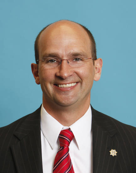 Greg Mashburn, Cleveland County district attorney <strong></strong>