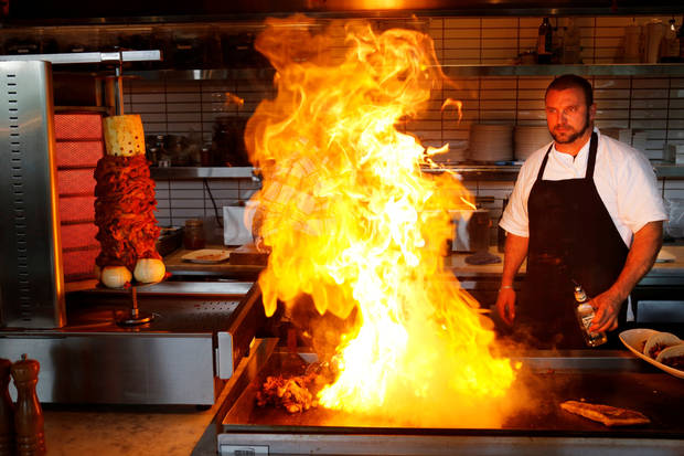 Chef Ryan Parrott didn't have time to leave Tamazul in a blaze of glory.