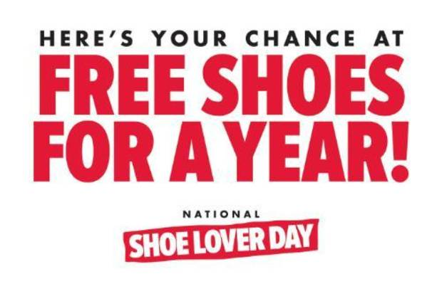One lucky shopper at nearly 400 DSW stores will win a chance to get FREE SHOES FOR A YEAR on Oct 26. (PRNewsFoto/DSW Inc.)