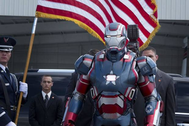 "Don Cheadle will return as War Machine in ""Iron Man 3."" Walt Disney Pictures photo <strong></strong>"