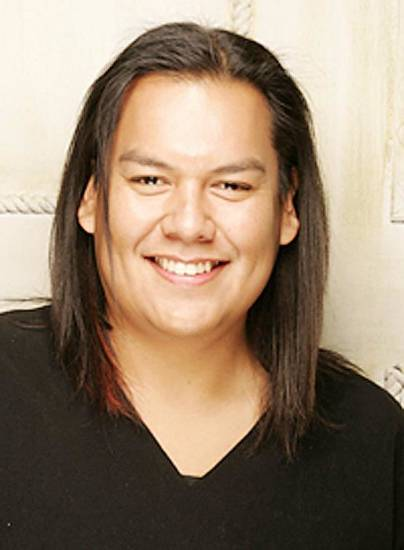 Bird Runningwater is the director of Native American and Indigenous Programs for the Sundance Institute. PHOTO PROVIDED <strong>Provided</strong>