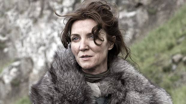 Catelyn Stark, who proves a mother's love is undying.