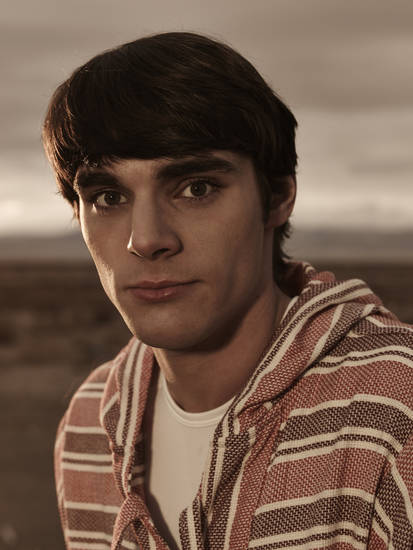"RJ Mitte plays Walter White, Jr. in ""Breaking Bad."" - Photo Credit: Frank Ockenfels 3/AMC"