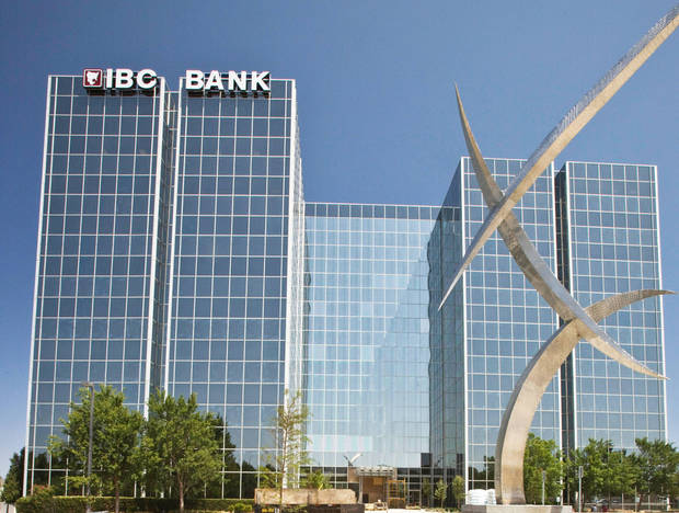 Blue Cross and Blue Shield of Oklahoma plans to move into the IBC Bank Center at 3817 Northwest Expressway in November. The company plans to sell the building it currently occupies. Photo PROVIDED