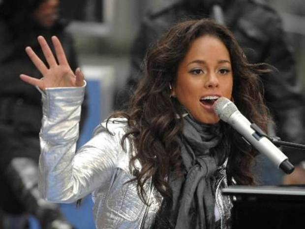 Alicia Keys (AP file)