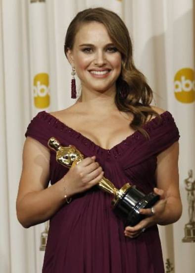Natalie Portman won the Oscar for best Actress at the 83rd Annual Academy Awards