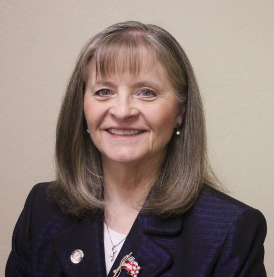 State Rep. Sally Kern  R-Oklahoma City