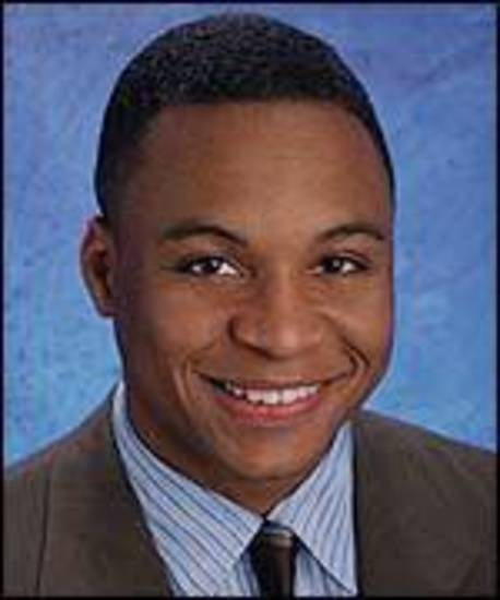 Gus Johnson, broadcast announcer for EliteXC