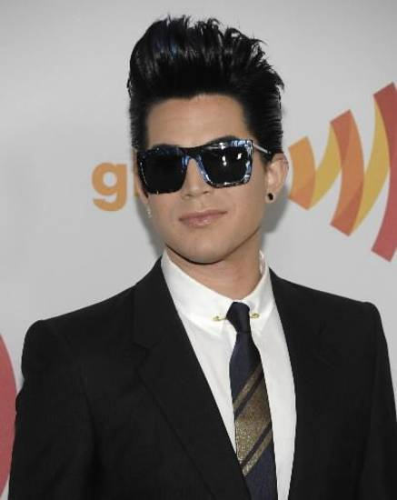 Adam Lambert (AP photo)