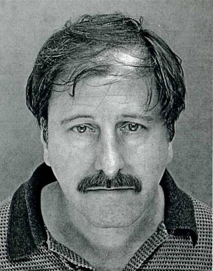 In this 2001 photo provided by the Franconia Township Police Department in Telford, Pa, Salvatore Perrone is shown. New York City police said on Wednesday, Nov. 21, 2012 that they�ve arrested the 63-year-old low end clothing dealer for the killings of three New York shopkeepers since August 2012. (AP Photo/Franconia Township Police Department)