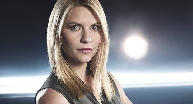 Claire Danes as Carrie Mathison in Homeland - Photo:  Frank Ockenfels 3/SHOWTIME