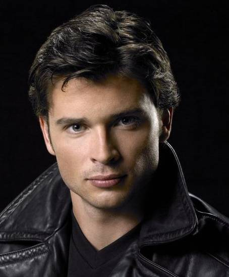 "Tom Welling, star of ""Smallville."""