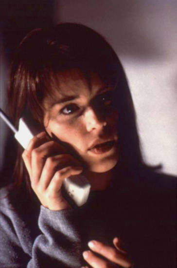 "Neve Campbell of ""Scream"" - Photo Courtesy of Panic Ventures"
