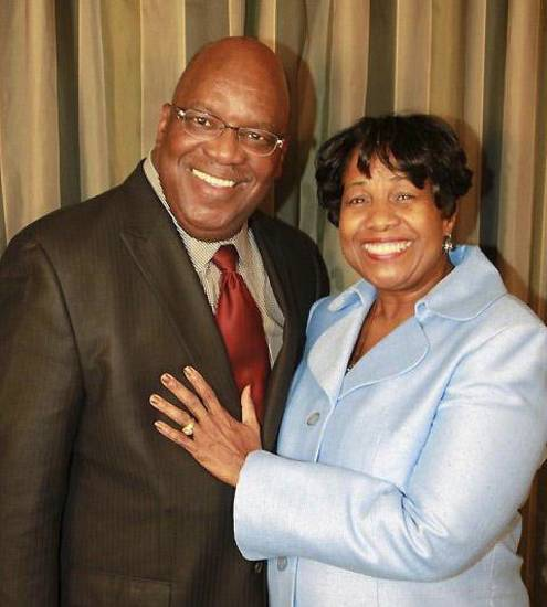 The Rev. M.L. and Jacqueline Jemison
