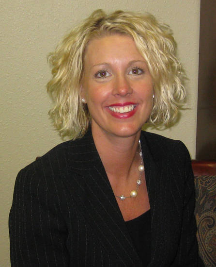 Stacey Ninness, Neighborhood Family Services president and chief executive officer. <strong></strong>