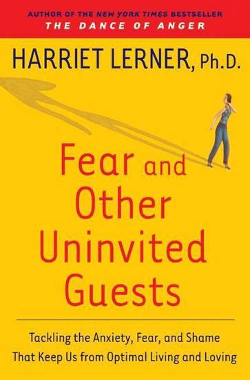Author Harriet Lerner says we should avoid avoidance. <strong></strong>