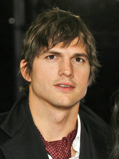FILE - In this Feb. 11, 2009 file photo, actor Ashton Kutcher arrives for the screening of the movie &quot;Happy Tears&quot; at the Berlinale  in Berlin, Germany. (AP Photo/Hermann J. Knippertz, file) ORG XMIT: NYET893