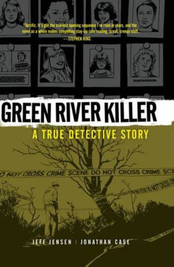 """Green River Killer: A True Detective Story.""  Dark Horse photo <strong></strong>"