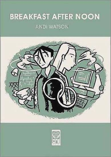 Breakfast After Noon by Andi Watson, from Oni Press