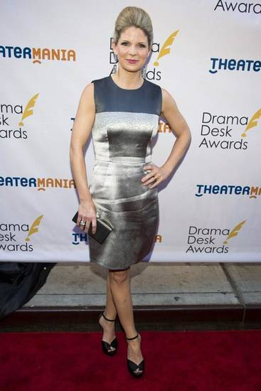 Kelli O'Hara. AP file photo