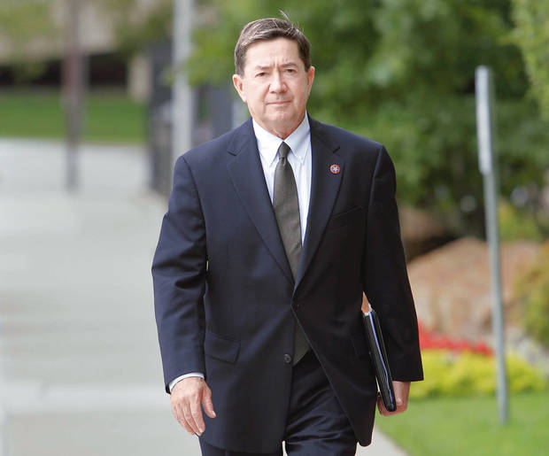 Drew Edmondson Oklahoma state attorney general