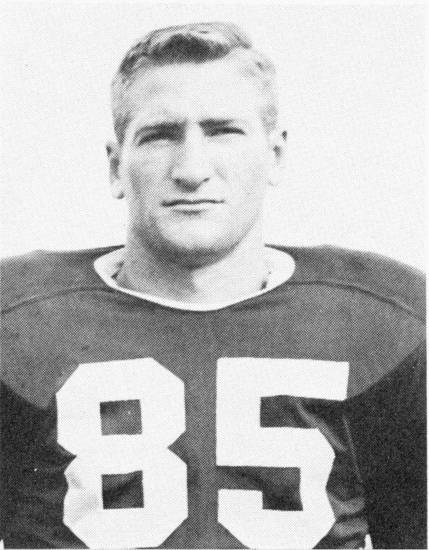 Johnny Crouch, former TCU player. PHOTO COURTESY  TCU SPORTS INFORMATION